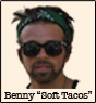Loveless Benny Tacos - Burrito Likers